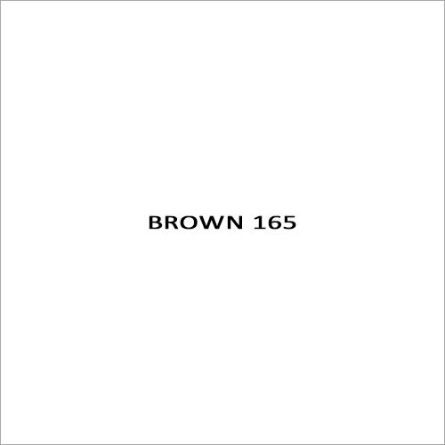 Brown 165