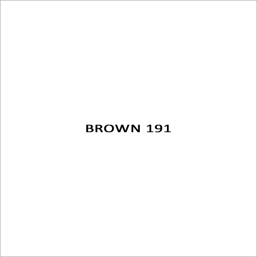 Brown 191