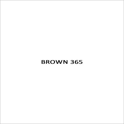 Brown 365