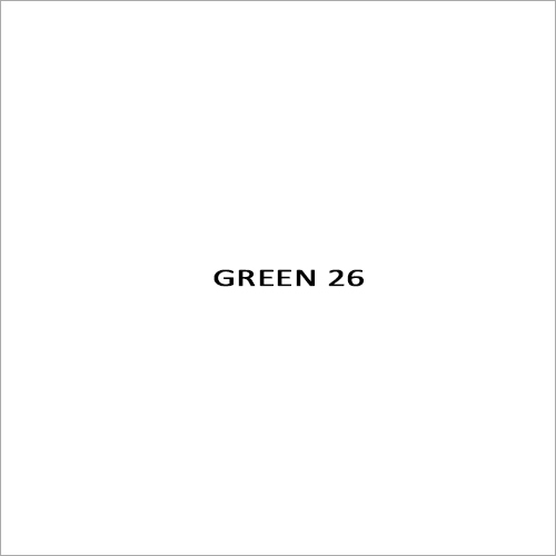 Green 26
