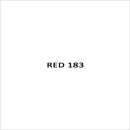 Red 183