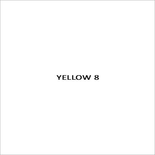 Yellow 8