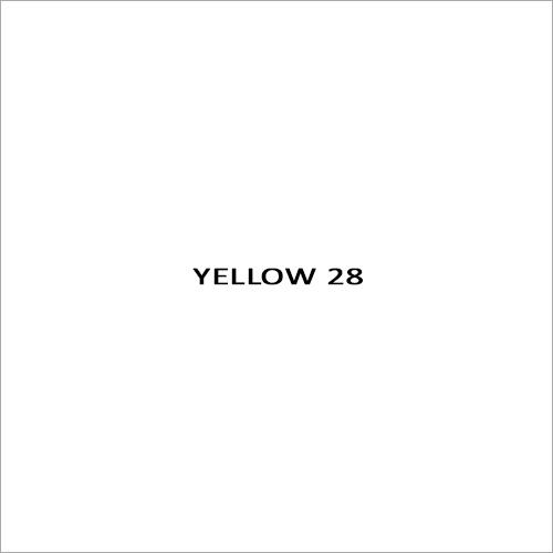 Yellow 28