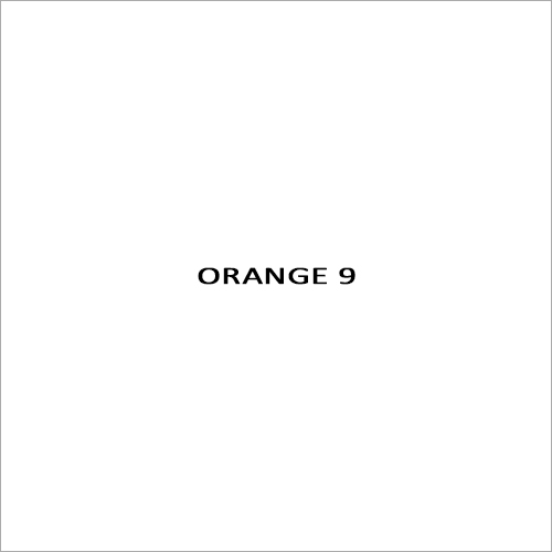 Orange 9