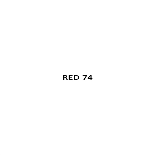 Red 74