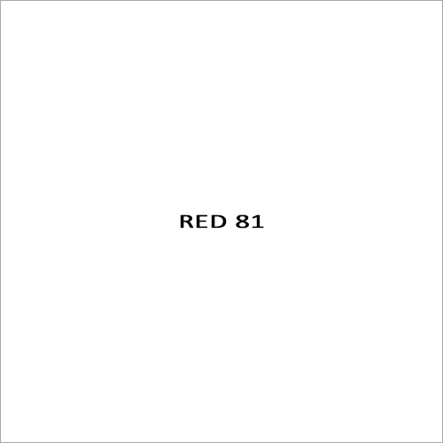 Red 81