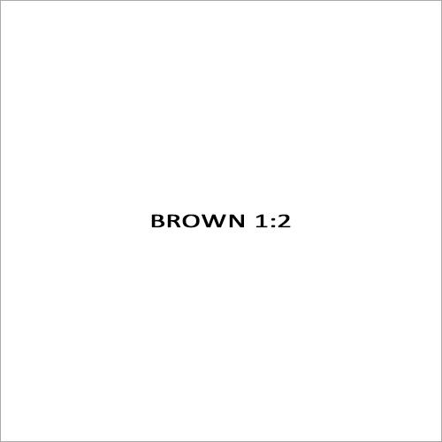 Brown 1 2