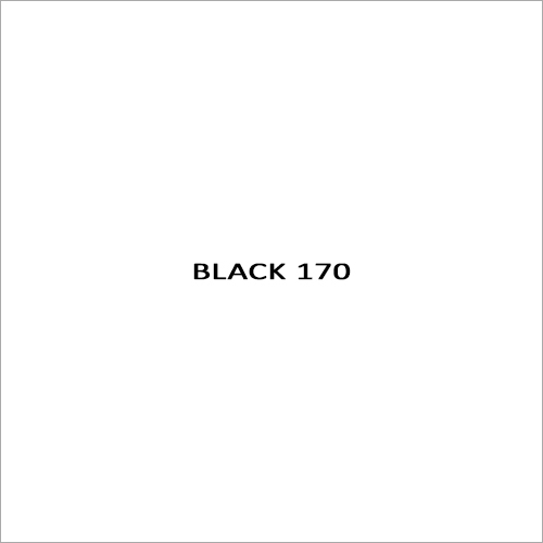 Black 170