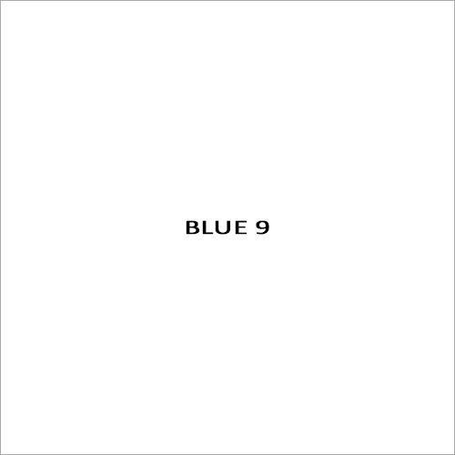 Blue 9