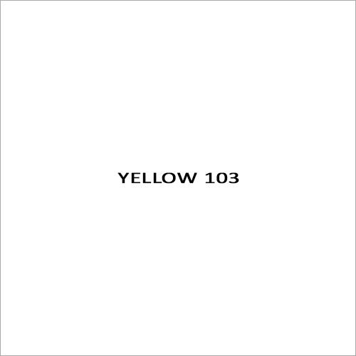 Yellow 103