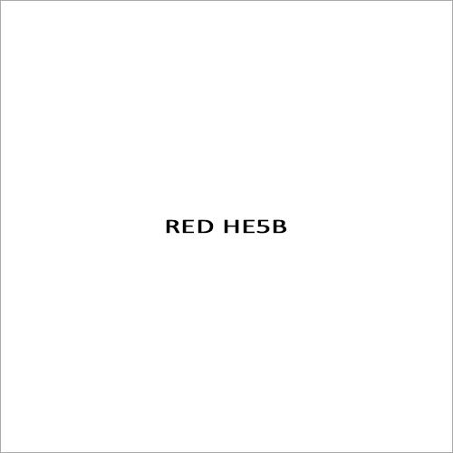 Red HE5B