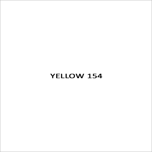 Yellow 154
