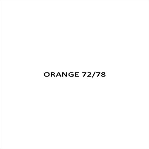 Orange 72-78