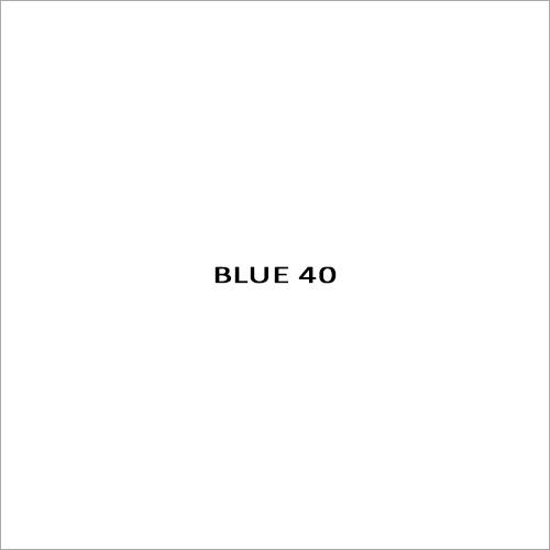 Blue 40