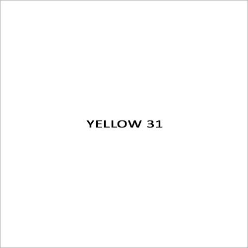 Yellow 31