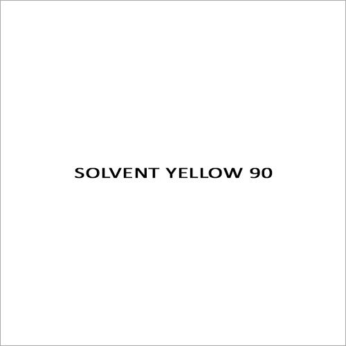 Solvent Yellow 90