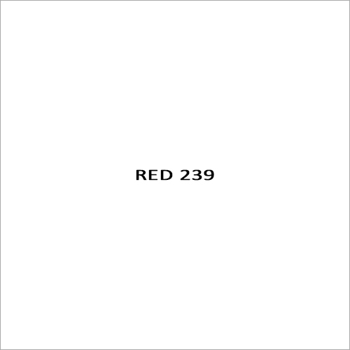 Red 239