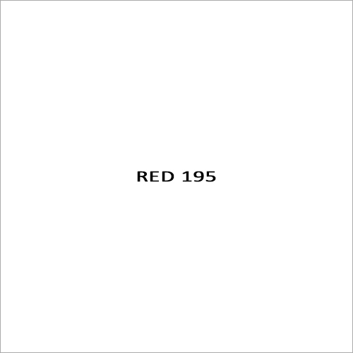 Red 195