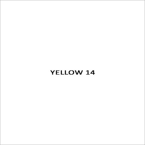 Yellow 14