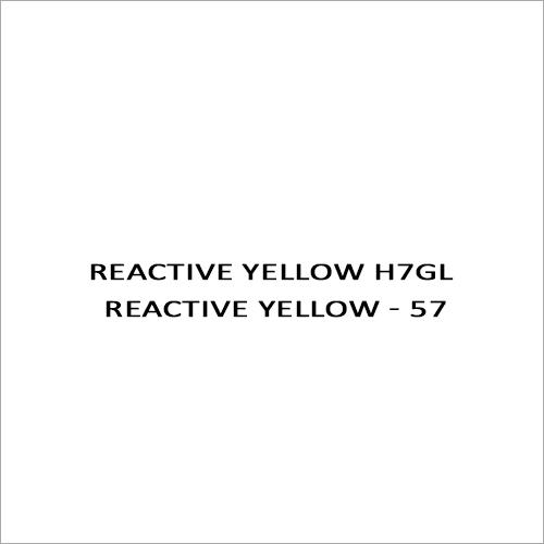 Reactive Yellow H7GL Reactive Yellow - 57