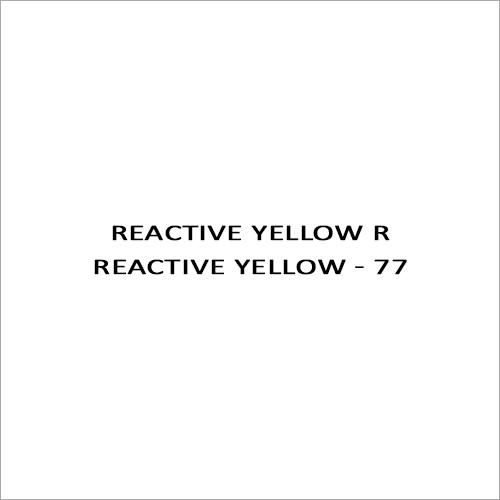 Reactive Yellow R Reactive Yellow - 77