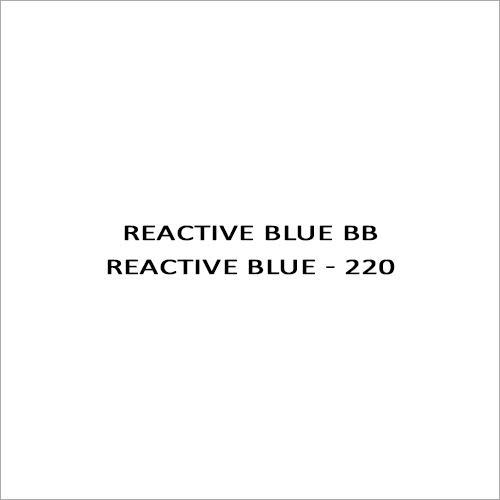 Reactive Blue BB Reactive Blue - 220