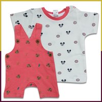 Sumix Skw 0134 Baby Dungaree