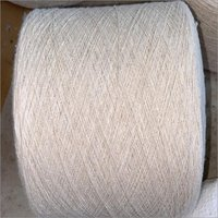 2 Ply White Cotton Yarn