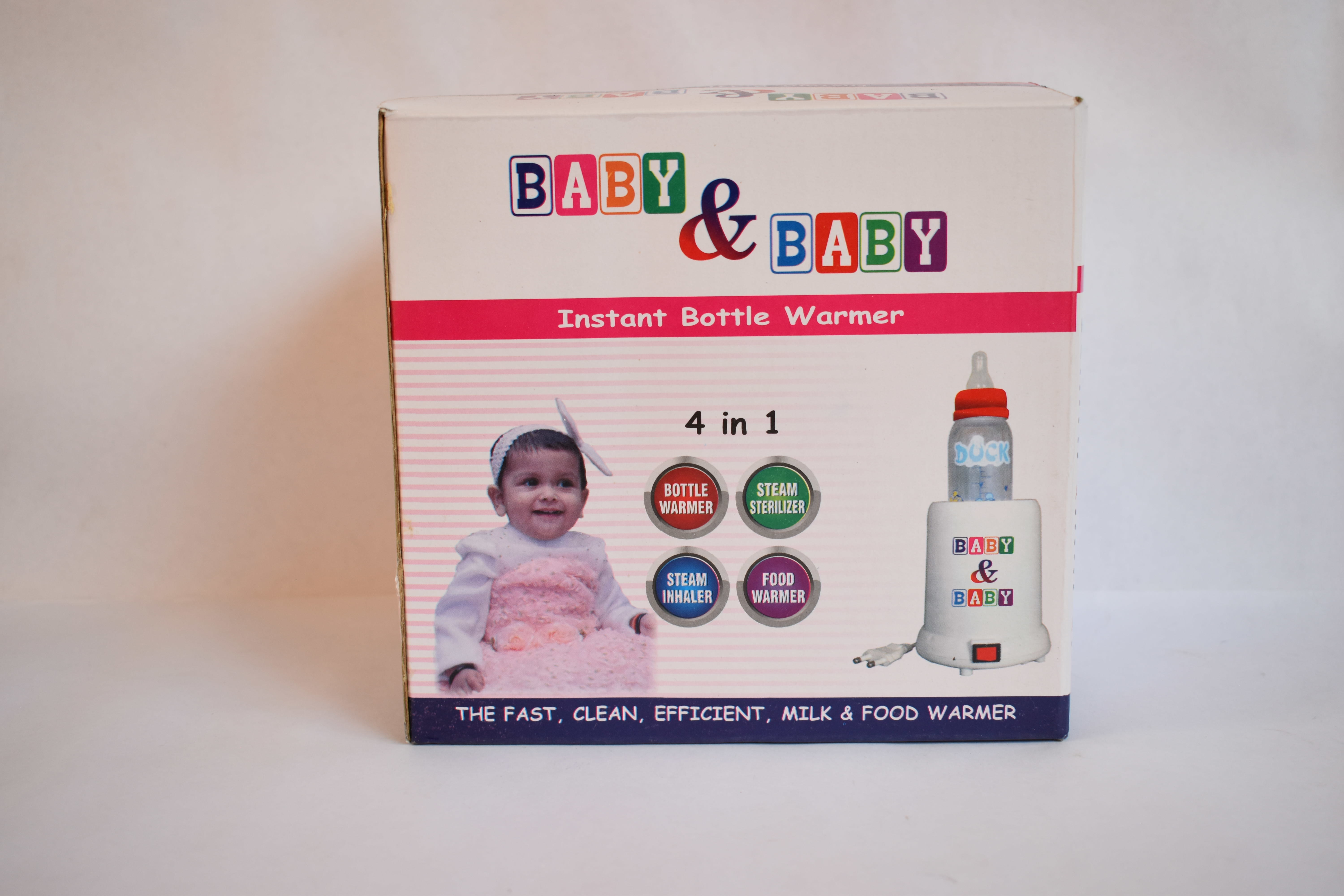 Baby 4 In 1 Instant Warmer