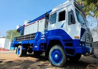 Heavy Duty Truck Mounted Water Well Drilling Rig