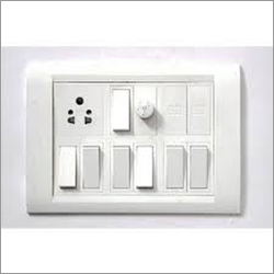 White Switch Box