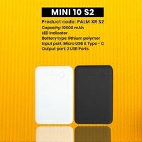 Mini 10 S2 10000mAH Power Bank
