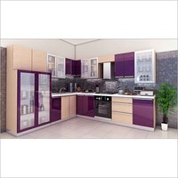 Modular Kitchen Interiors