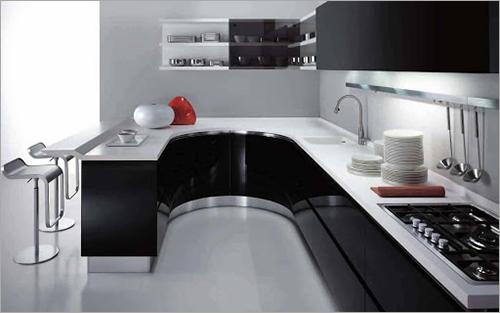 Modular Kitchen Interiors