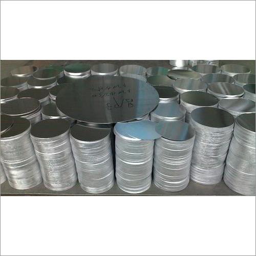 Hard Anodized Aluminum Circles