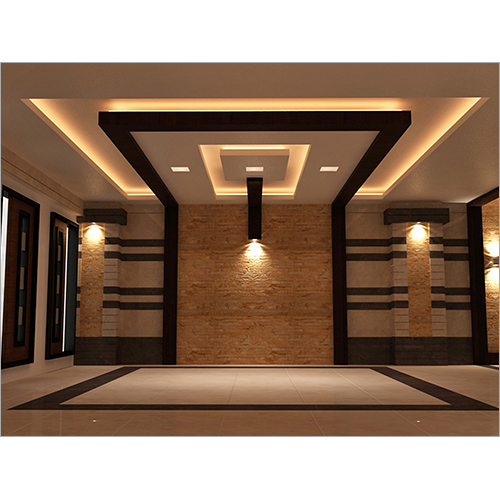 Pop Ceiling Design For Hall False