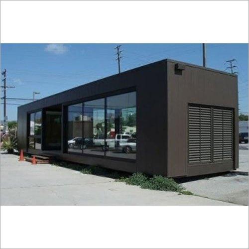 Modular Prefabricated Kiosk