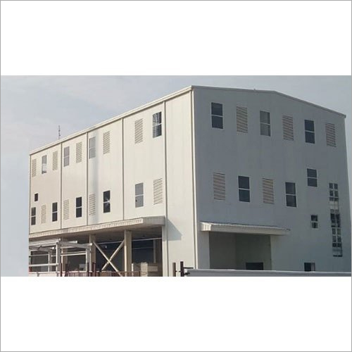 MS Prefabricated Cold Room
