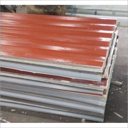 MS Tile Profile Roofing Sheet