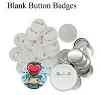 Button Badge Blank Raw Material