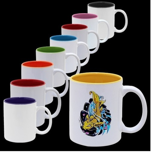 Inner Color 2 Tone Mugs