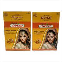Hygienically Packed Herbal Ubtan Powder