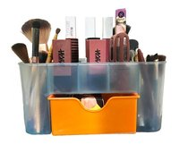 Partition Desktop Storage Organizer With Drawer
