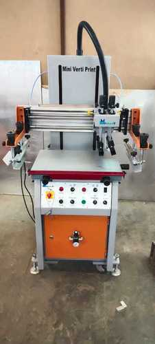 Mini Verti Print Screen Printing Machine