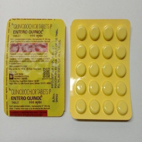 Entero Quinol Tablets
