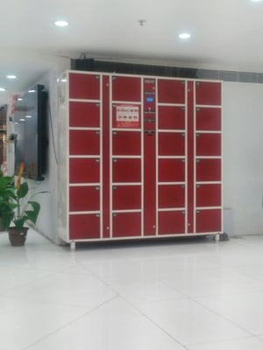 Baggage Storage Locker