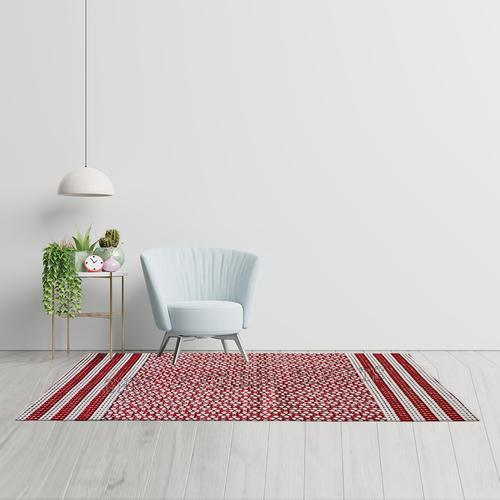Home Decor Cotton Flatweave Carpets