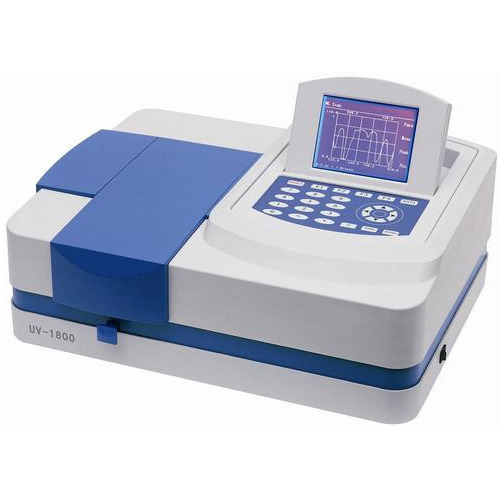 Double Beam UV - VIS Spectrophotometer