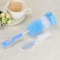2 Pcs Bottle Cleaning Brush