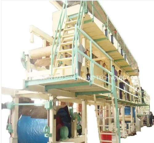 ATM  Thermal Paper Roll Coating Machine